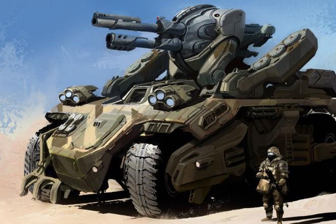 Новое фантастическое оружие России