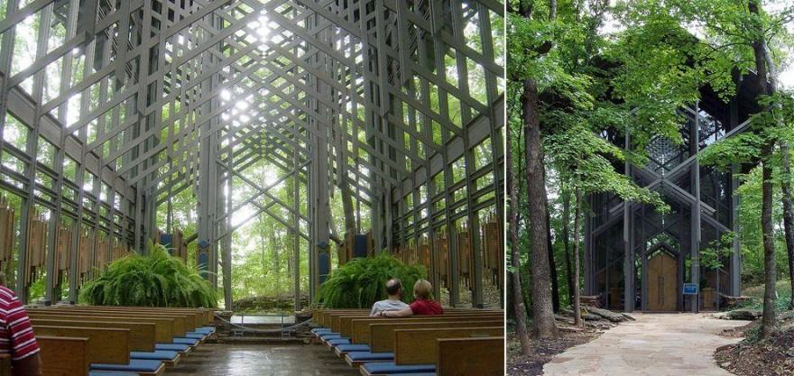 10 самых необычных церквей