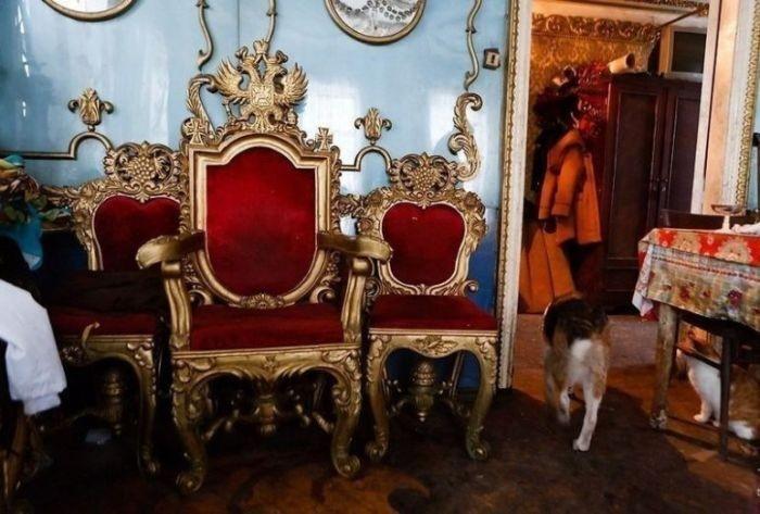 Мой дом – мой дворец