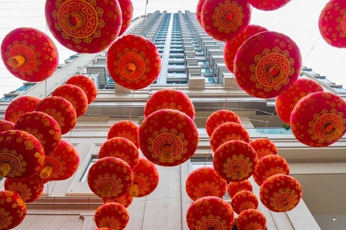 Новый китайский небоскреб необычной формы
