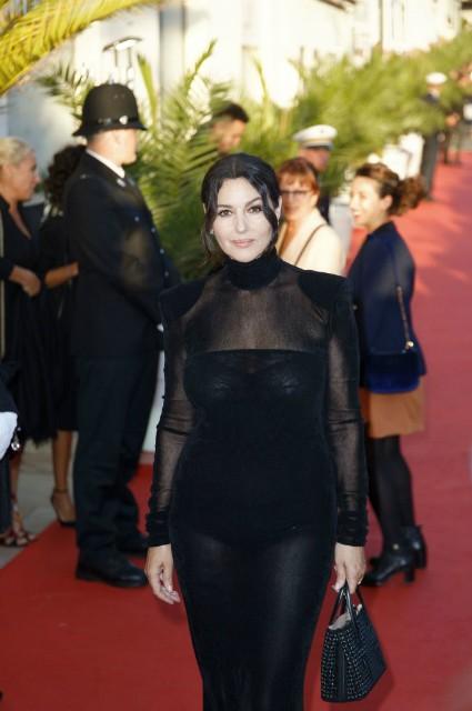 Моника Беллуччи отметила свое 54-летие