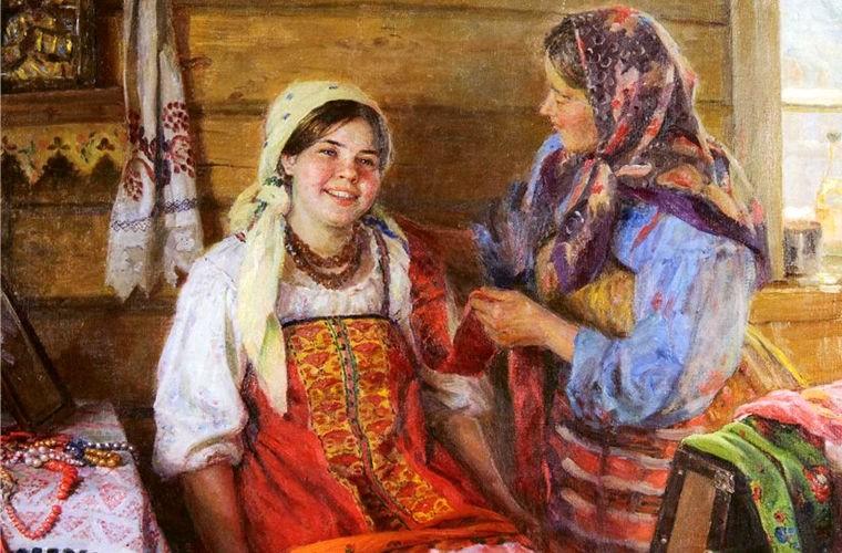 Какая семейная жизнь была на Руси