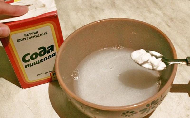 Сода незаменима в быту