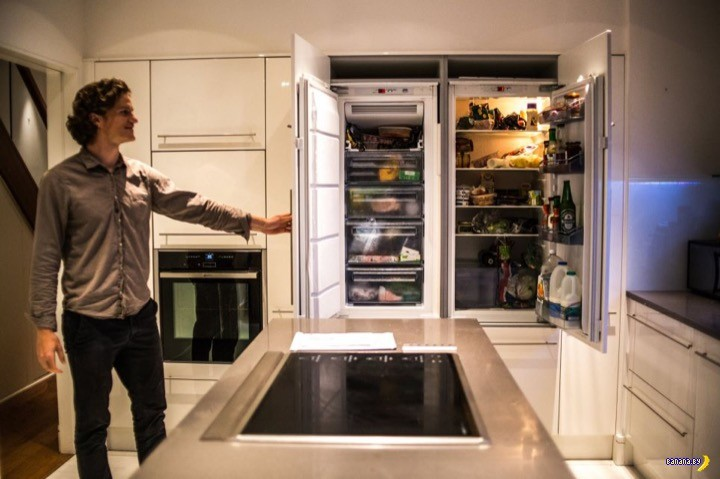 Как снимают дом в Англии