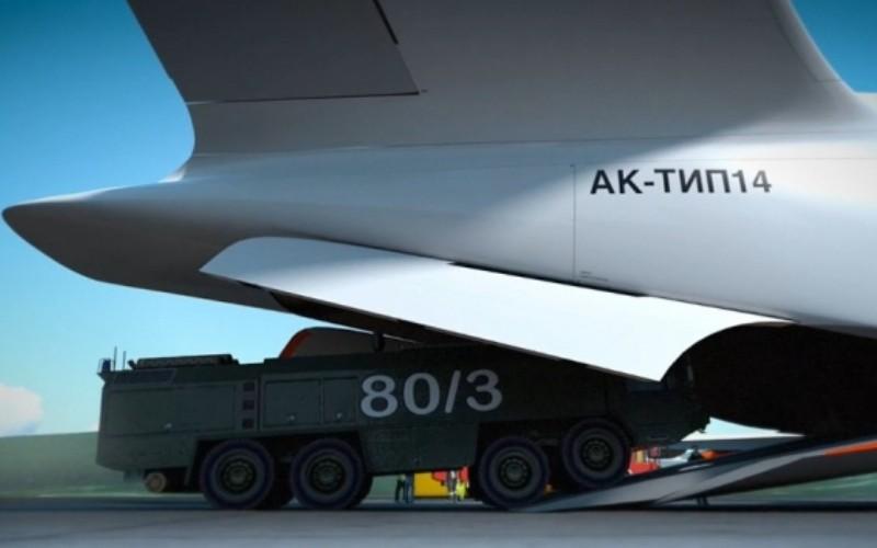 Сверхзвуковой самолет для переброски войск