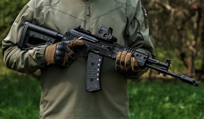 Автоматы на замену легендарного АК-74