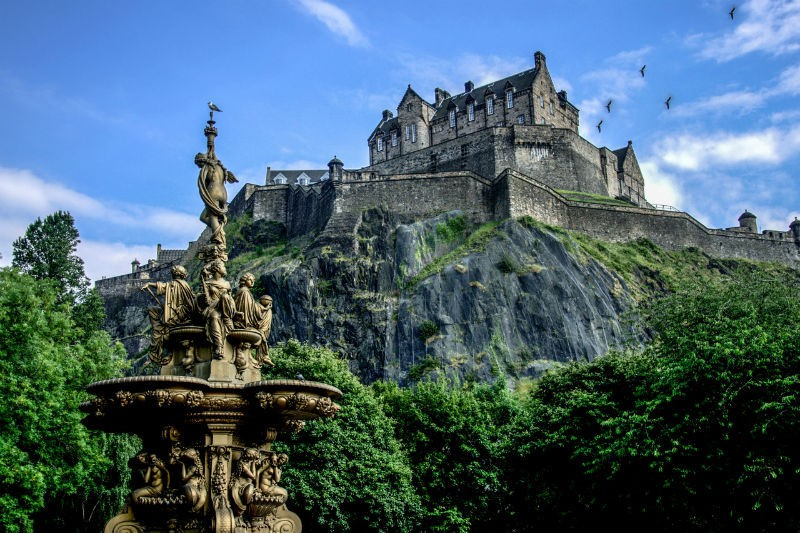 15 необыкновенно сказочных мест Великобритании