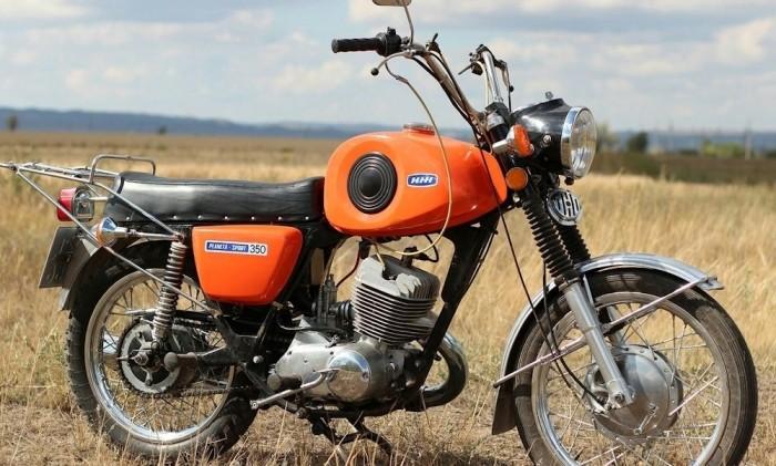 Cоветские мотоциклы, которые до сих пор пользуются популярностью