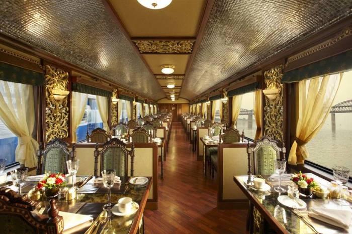 9 шикарных поездов, билеты на которые являются настоящим дифицитом