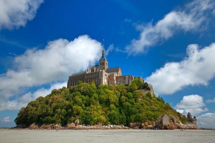 10 самых маленьких населенных островов мира