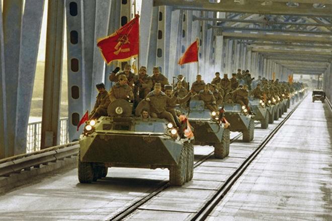 Афганская война, рассказанная за 10 минут