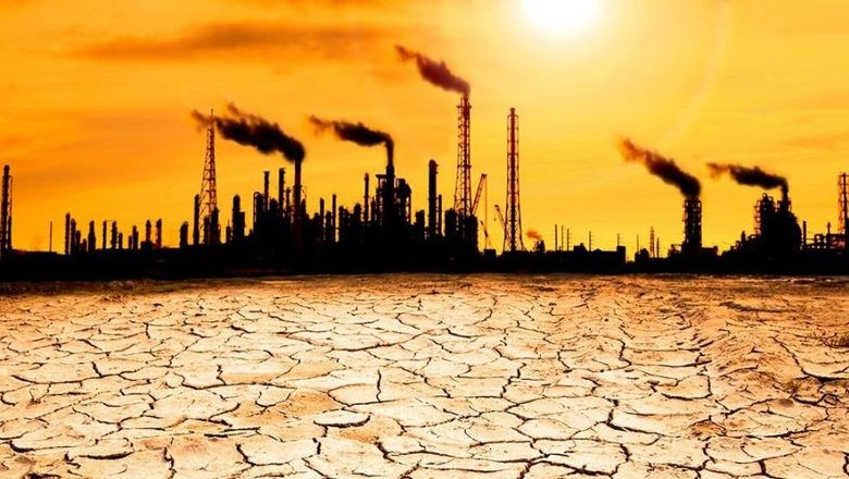 Ученые дали нам 12 лет на спасение от глобального потепления