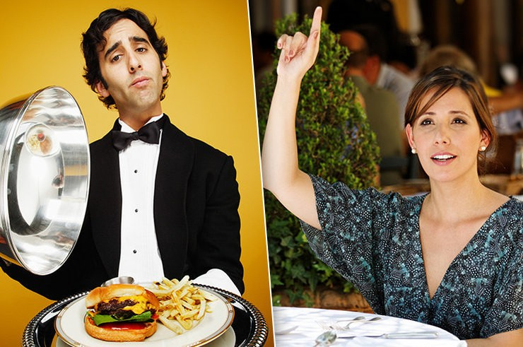 6 возможных конфликтных ситуаций в ресторане и как из них выйти