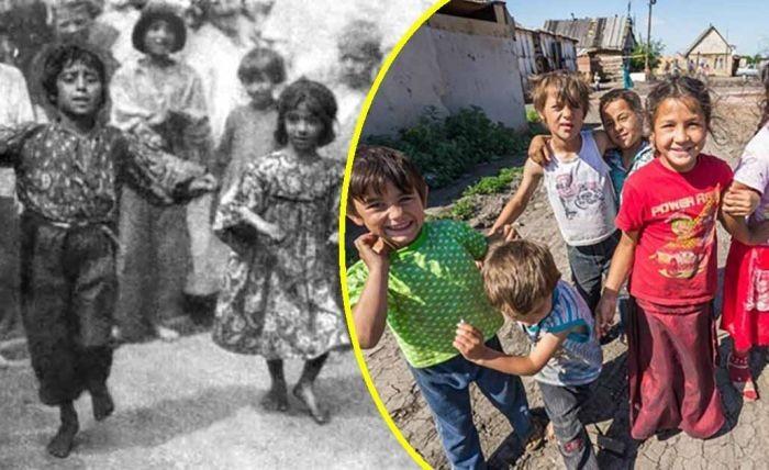 Как учились цыганские дети в СССР