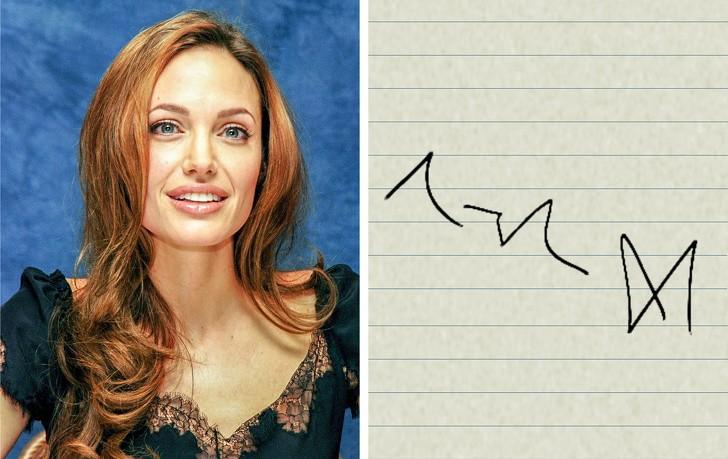 15 необычных автографов знаменитостей