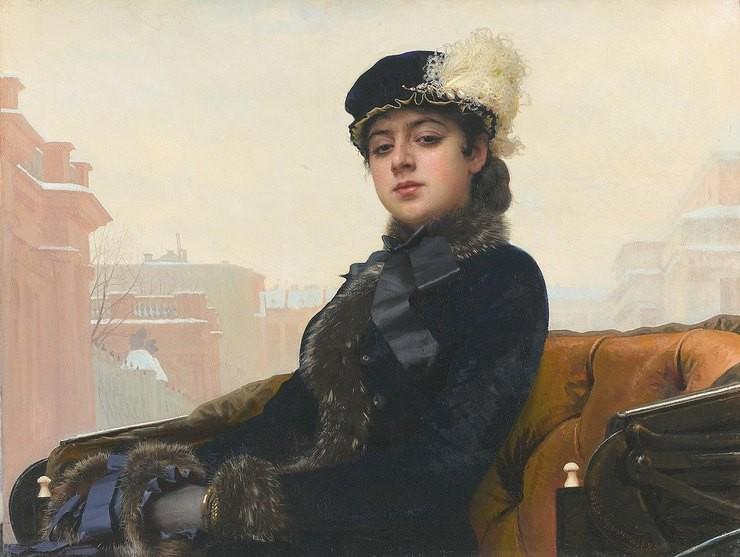 Кто они, красавицы со знаменитых портретов русских художников?