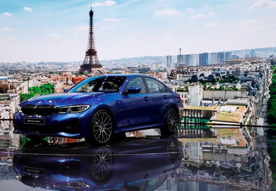 Парижский автосалон 2018