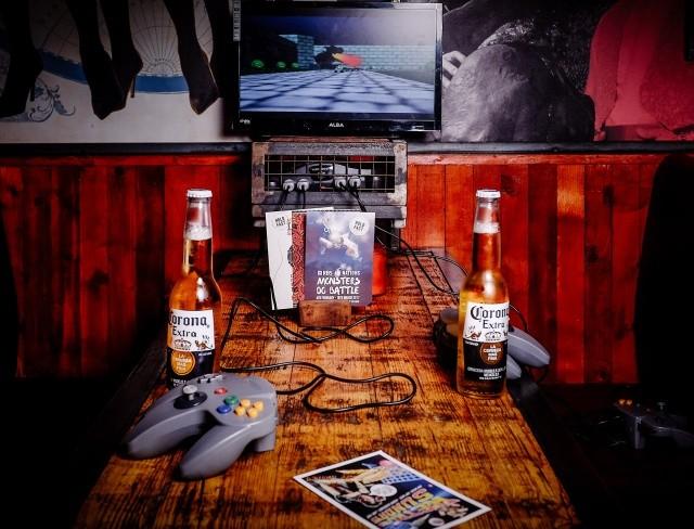 Идеальный бар для тех, кто вырос в 90-е (5 фото)