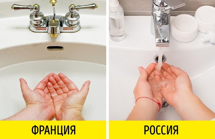 Несколько обычных вещей за границей, к которым русские никогда не привыкнут