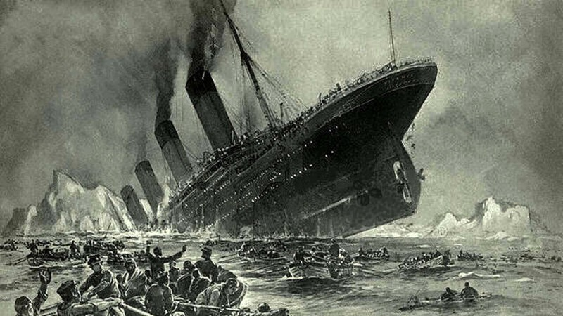 «Титаник» доживает на дне последние годы