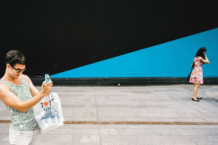 Фотограф, который снимает оптические иллюзии