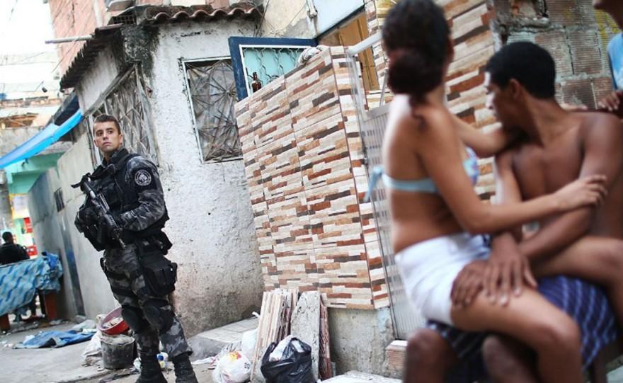 Рио-де-Жанейро: темная сторона города