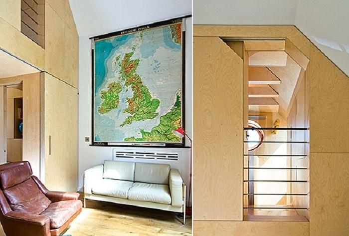 Как обустроены три самых маленьких дома Англии