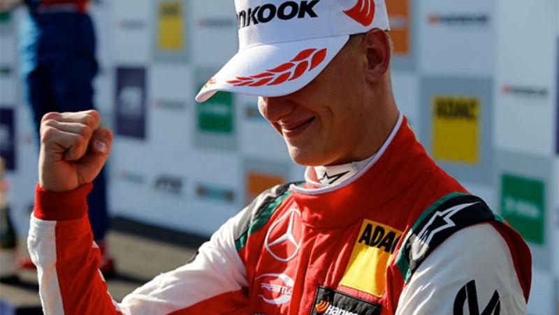 19-летний сын Михаэля Шумахера выиграл чемпионат Европы «Формулы-3»