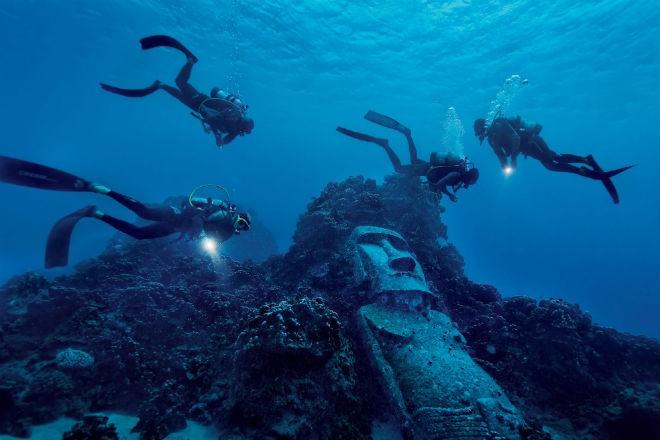 Раскрыта еще одна тайна статуй острова Пасхи