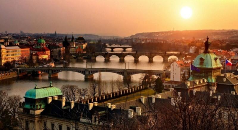 Самые необыкновенные мосты Праги