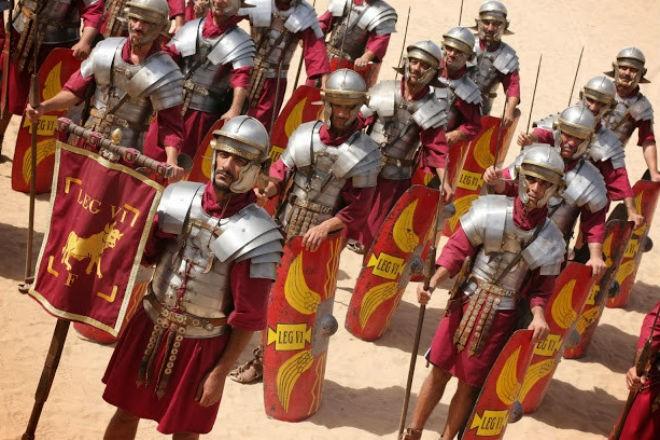 Чем кормили легионеров в Древнем Риме