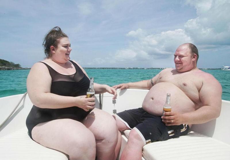 Отель для полных людей, где никто не будет смеятся над лишним весом