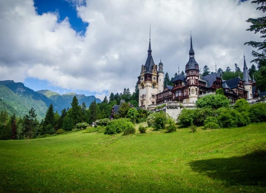 Потрясающие фотографии сказочной Румынии