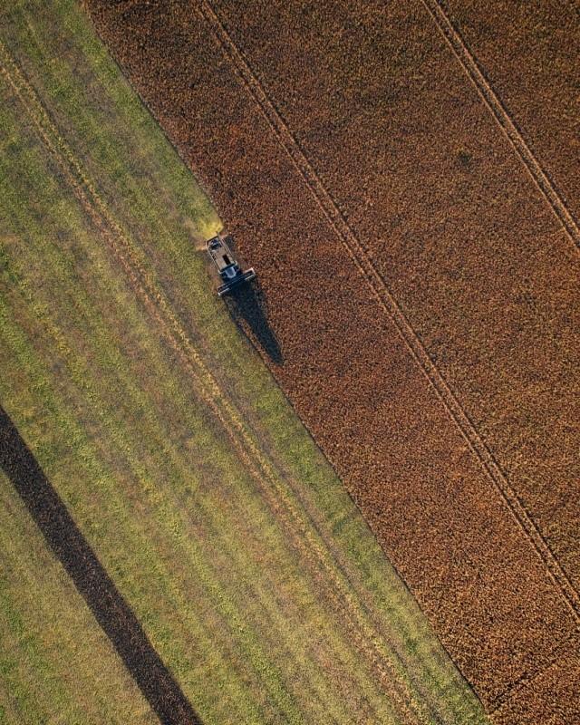 Аэрофотосъемка наших просторов (25 фото)