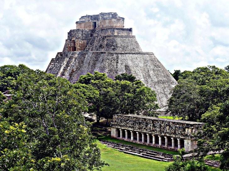 Это не покажут обычным туристам на руинах древних городов майя