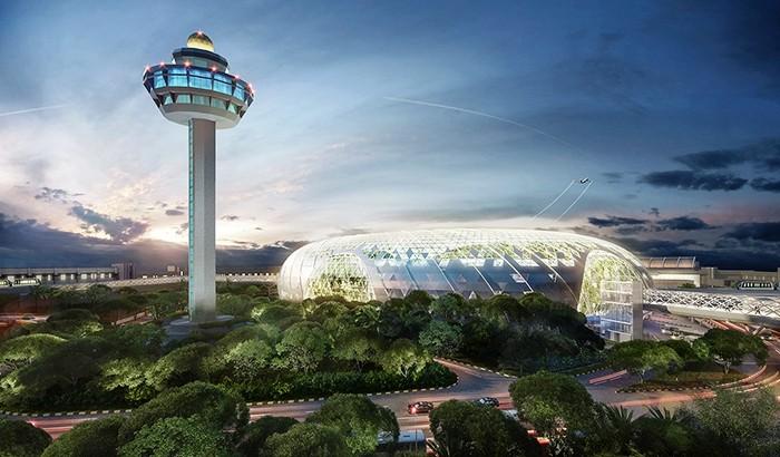 5 самых увлекательных аэропортов в мире