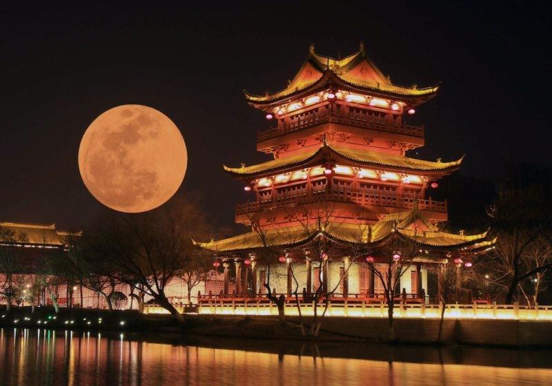 Китайцы планируют скопировать Луну
