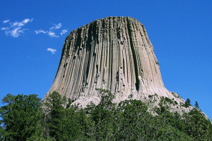 Странные геологические формации