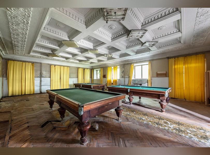 Санатории и курорты, пришедшие в упадок после развала СССР