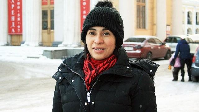Андреа из Колумбии: русские изменили мою жизнь