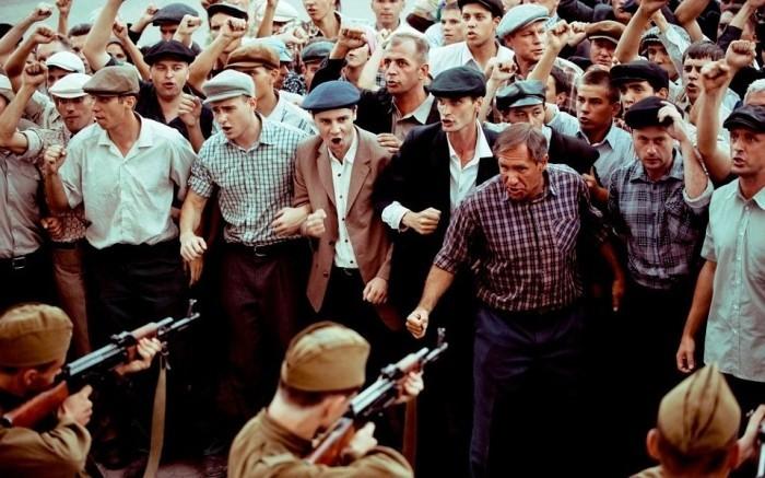 Как проходили восстания русского народа разных времен