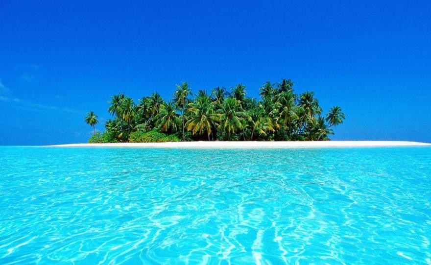 Самые красивые необитаемые острова