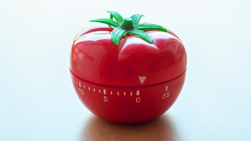 Метод «помидора» поможет вам организовать свой день