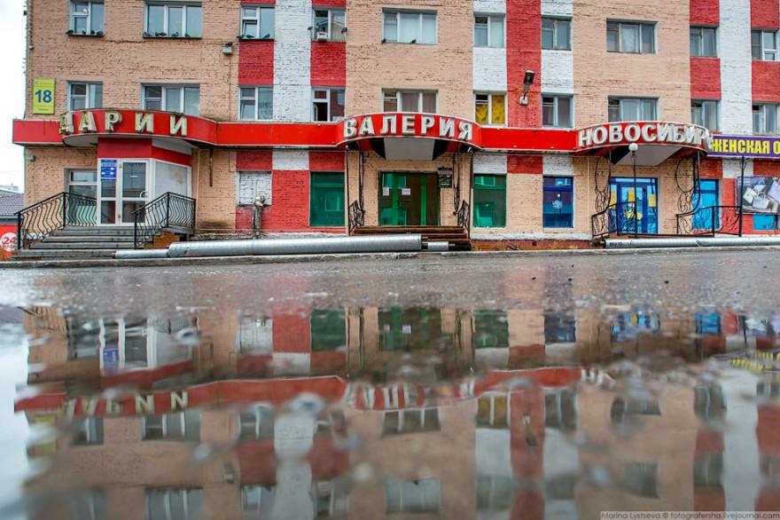 Дудинка — город, возведенный на вечной мерзлоте
