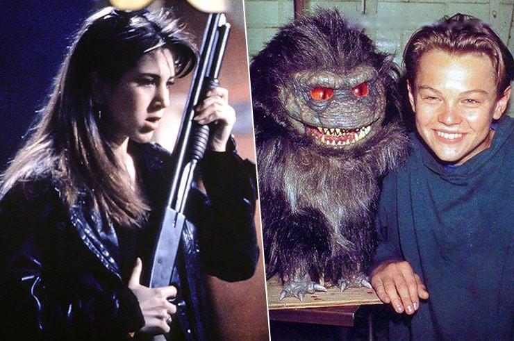 Известные актеры, которые начали карьеру с фильмов ужасов