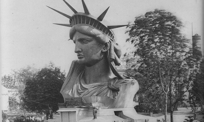 Что повидала статуя Свободы за 132 года своего существования