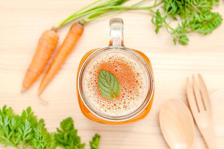 7 причин полюбить морковный сок