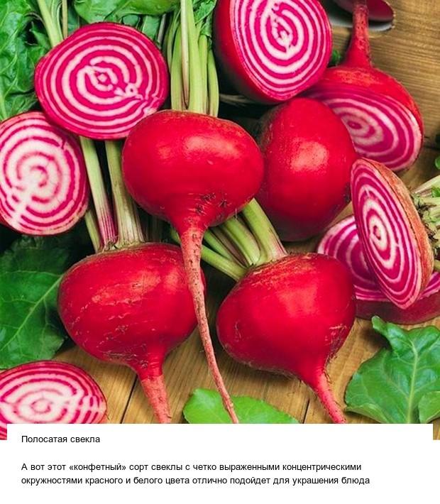 Необычные овощи и плоды, которые вас удивят (13 фото)