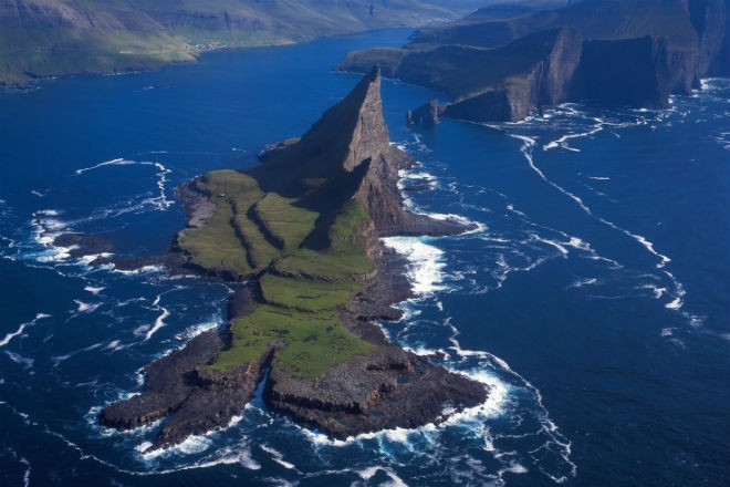 Острова где живут потомки викингов