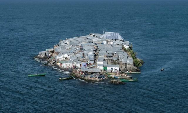 Как протекает жизнь на крошечном острове Мигинго